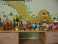 Среда детского сада.